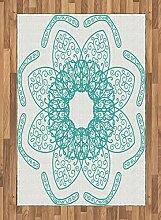 ABAKUHAUS Bohemien Teppich, Persischer Stil