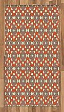 ABAKUHAUS Geometrisch Teppich, Plätze mit