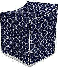 ABAKUHAUS Geometrisch Waschmaschienen und