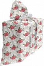 Abakuhaus Geschenkbox 3x Bändern Wiederbenutzbar,
