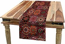 ABAKUHAUS marokkanisch Tischläufer, Vintage