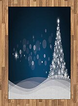 Abakuhaus Weihnachten Teppich,