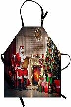 ABAKUHAUS Weihnachtsmann Kochschürze, Alter