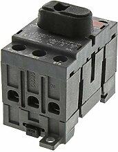 abb-entrelec OT25F3Schalter secciónador 3-polig 32A 25/20A/A