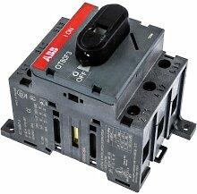 abb-entrelec OT80F3–Schalter secciónador/secciónable 3polig 80A 80/75A/A