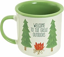 Abbey Geschenk Welcome to The Great Outdoors