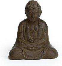 Abbott Collection Gartenskulptur Buddha,