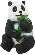ABC Home Garden Panda Gartendeko   Dekofigur  