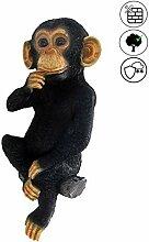 ABC Home Garden Schimpanse Gartenfigur |