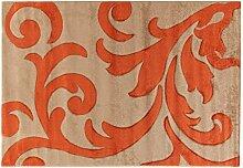 ABC Tappeti Teppich Palazzo beige/orange 80 x 150