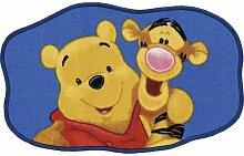 ABC Tappeti Teppich Winnie & Tiger 50 x 80 cm