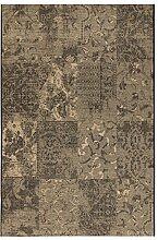 ABC Teppich Arona 1 133 x 190 cm beige
