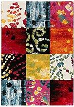 ABC Teppich Gioia B mehrfarbig 60 x 110 cm