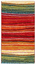 ABC Teppich Gioia C mehrfarbig 60 x 110 cm