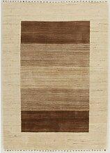 ABC Teppich Loury Lori Design 3 braun 140 x 200 cm