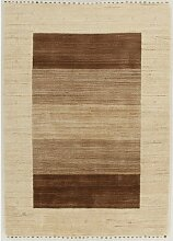 ABC Teppich Loury Lori Design 3 braun 60 x 200 cm