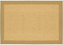 ABC Teppich Sisal Premium beige 133 x 190 cm