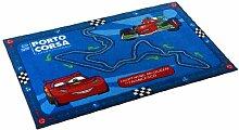 ABC Viva Teppich Disney Cars Porto Corsa 133x