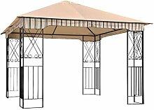 Abcanopy Pavillon, 3 x 3 m, weiche Oberfläche,