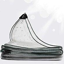 Abdeckplane Wasserdicht Transparente Plane mit
