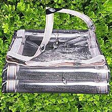 Abdeckplane Wasserfest 0.3mm,Transparent