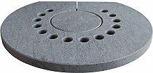 Abdeckplatte / Specksteintopplatte für Aduro