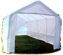 Abdeckung Gartentisch–Pavillon Vette Carport in Eisen Garage 3,3x 7,500049[Vette]