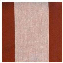 Abdeckung Gartentisch–Vorhang Xtra weiß Acryl Riga 250x 140Riga braun [Xtra weiß]