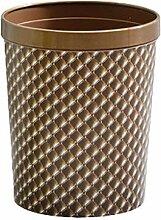 Abfallbehälter Vintage Mülleimer, Mülleimer mit