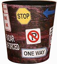 Abfalleimer aus Kunststoff, Küche Behälter,