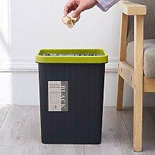 Abfalleimer, Küchen- und Badezimmerabfälle,