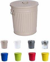 Abfalleimer Mülleimer Vintage Wäschebehälter