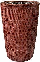 Abfalleimer Xuan - Worth Having Brown Bambus