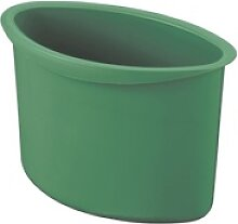 Abfalleinsatz »Zwingo« 1,5 L - 12 Stück grün,