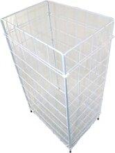 Abfallkorb / Papierdrahtkorb, zusammenlegbar, 255