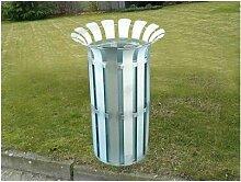 Abfallsammler für den Außenbereich   modernes