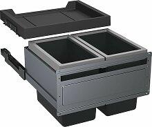 Abfallsammler FX 60 26-26, KB 600mm, 600x448x456,