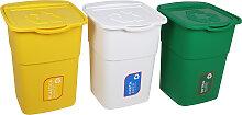 Abfallsammler Mülleimer Eco 3
