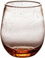 Abigails Bubble Weinglas Weingläser ohne Stiel,