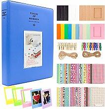 Ablus Store 2x3 Zoll Fotopapier Film Album Set