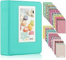 Ablus Store 64 Taschen Mini Fotoalbum für