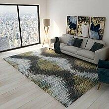 Aboygo Designer Teppich 80x120cm Flauschiger Farbe