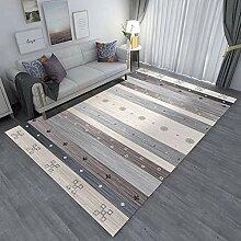 Aboygo Kurzflor Teppich Rechteckig 160x230cm,