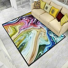 Aboygo Teppich Wohnzimmer Rechteck 280x280cm