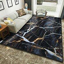 Aboygo Wohnzimmer Teppich 160x230cm Rechteck