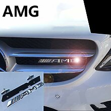 ABS AMG Logo Auto Front Emblem Abzeichen Aufkleber
