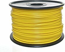 ABS Filament 3,0mm gelb