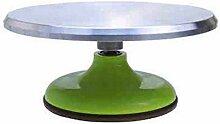 ABS Kunststoff-Basis Aluminium Türmchen Küche Backen Kuchen Der Werkzeuge,Green