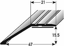 Abschlussprofil/Abschlussleiste Laminat, 15,5 mm