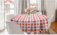 Abstract Tablecloth ScanMod Design